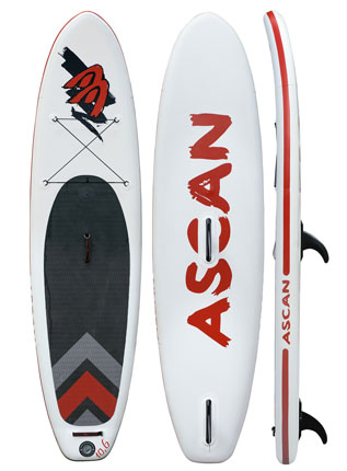 Ascan Windsup 10,6 Board