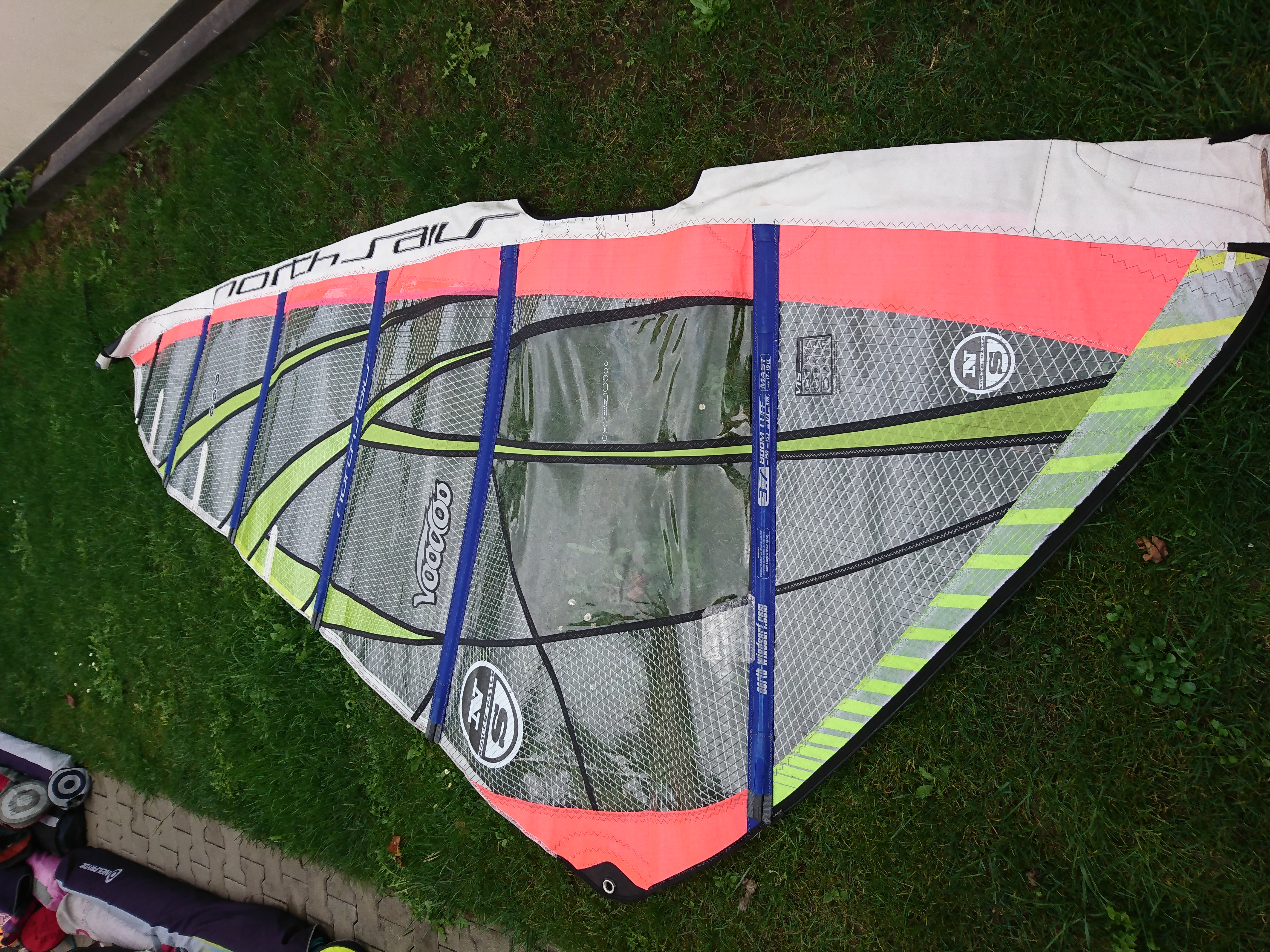 North Sails Voodoo 3,7m